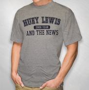 HLN - Grey 2008 Athletic Tour Tee