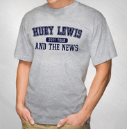 HLN - 2011 Grey Athletic Tour Tee
