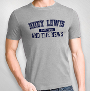 HLN - 2010 Grey Athletic Tour Tee
