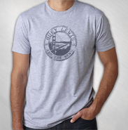 HLN - 2015 Grey Golden Gate Stamp Tour Tee