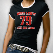 HLN - Women's Black '79 Two-fer Tee