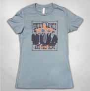 HLN - Women's Blue 2015 Wanted Photo Tour Tee