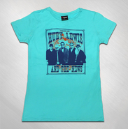 HLN - Women's Aqua Wanted Tee