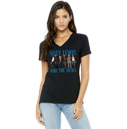 HLN -  Women's Black Weather V-Neck
