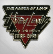 HLN - 2013 The Power of Love Lapel Pin