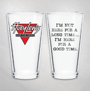 HLN - Not Here For A Long Time Pint Glass