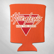 HLN - Bright Orange Not Here For A Long Time Koozie