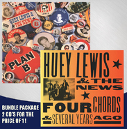 HLN - Plan B and Four Chords & Several Year's CD Bundle