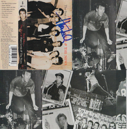 HLN - Time Flies-The Best Of HLN Casette - SIGNED BY HUEY LEWIS
