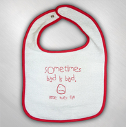HLN - Little Huey Fan - Baby Bib